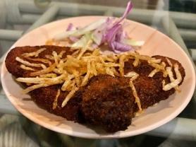 Chicken Cutlet in Bhojohori Manna