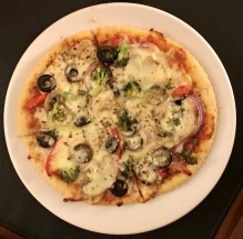 Pizza from MB