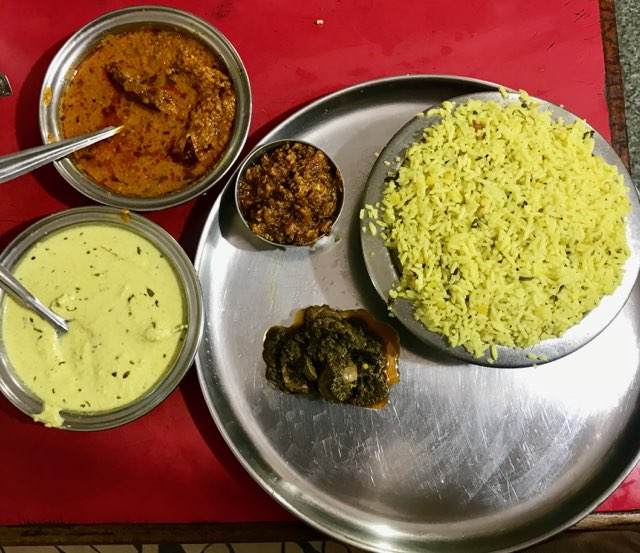 A Royal Breakfast InHyderabad