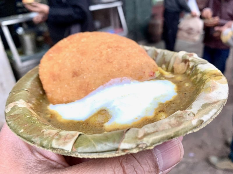 Much More Than Just Chaat InAgra….