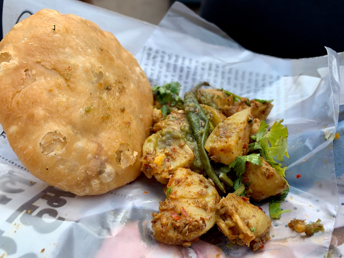 Where To Have Vegetarian Breakfast In Lucknow